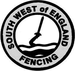 South West of England Fencing Logo